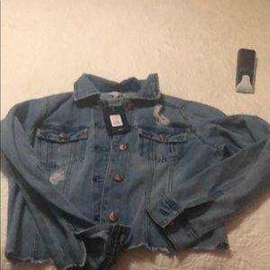 Fashion Nova Jean Jacket